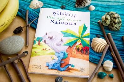 Pilipili et l'île Aux Quatre Saisons