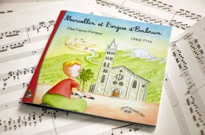 Marcellin et l'orgue d'Embrun