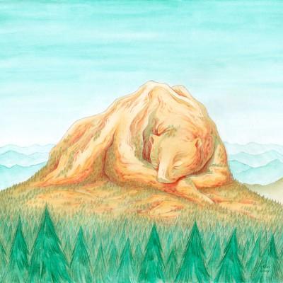 La montagne ours