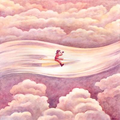 Horizon aérien
